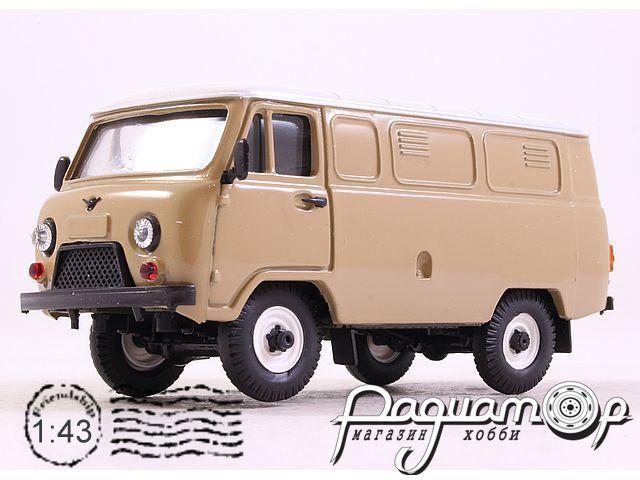 УАЗ-3741 фургон (1985) 12053