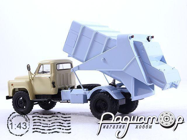 Мусоровоз 53М (53) (1967) SSM1388