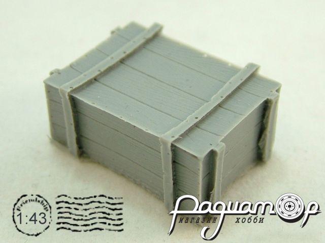 Ящик для боеприпасов (4шт) UM012