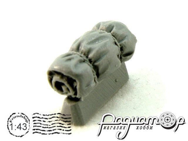 Брезентовая скатка (вариант 1) (4шт) UM037