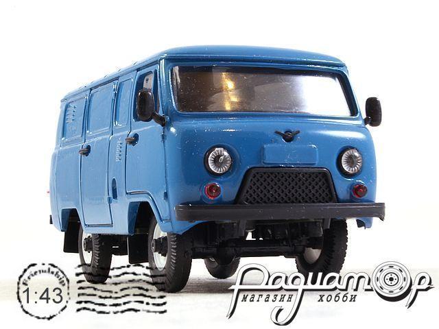 УАЗ-3741 фургон (1985) 12018-6
