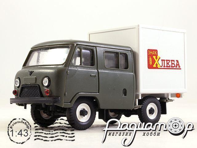 УАЗ-39094 Фермер будка