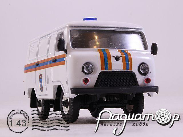 УАЗ-3741 МЧС (1985) 12033