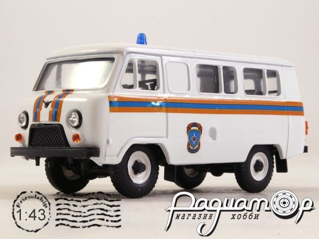 УАЗ-3962 МЧС (1985) 12058