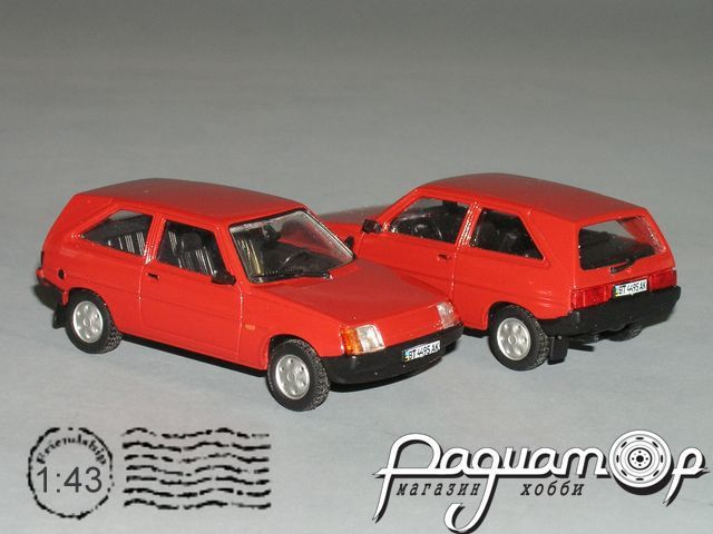 ЗАЗ-11024 грузопассажирский (1988) РZ-80