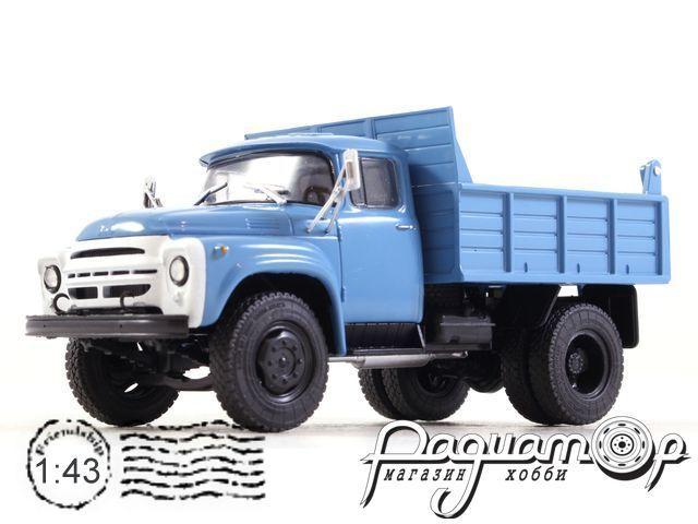 Легендарные Грузовики СССР №2, ЗИЛ-ММЗ-4502 (1964)