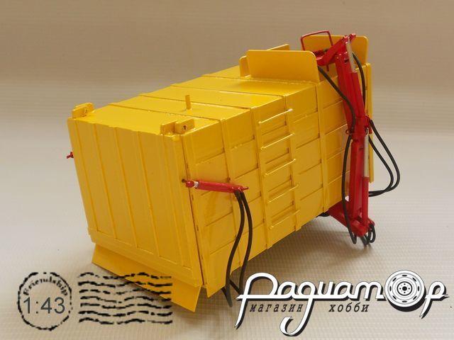 Установка КО-429-05 для КамАЗ-5325 и МАЗ-5337 NRG3029-Y