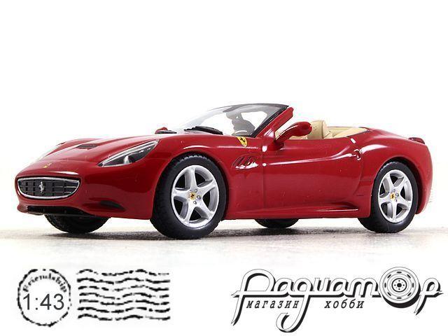 Ferrari California Cabrio (2009) (I) 0250