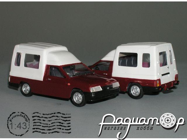 ИЖ-ЛуАЗ 2717-90 (1997) VZ-08