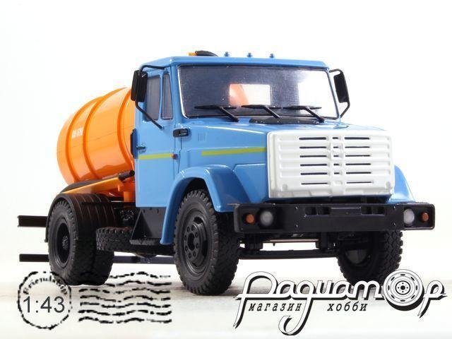 Легендарные Грузовики СССР №5, КО-520 (4333) (1986)