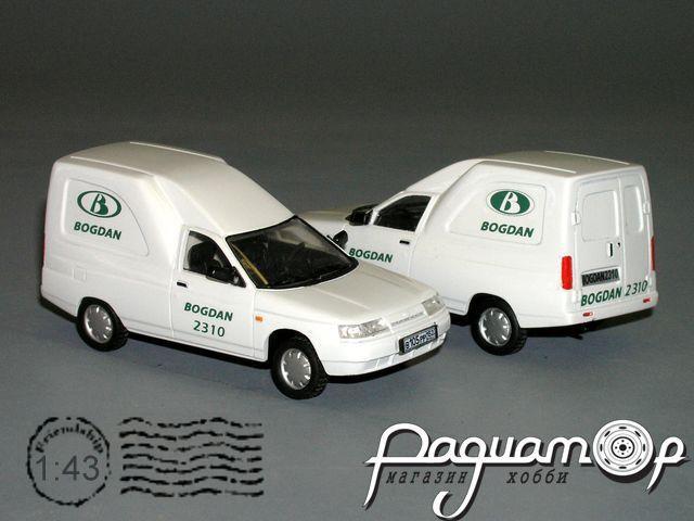 Богдан-2310 фургон (2009) РZ-88