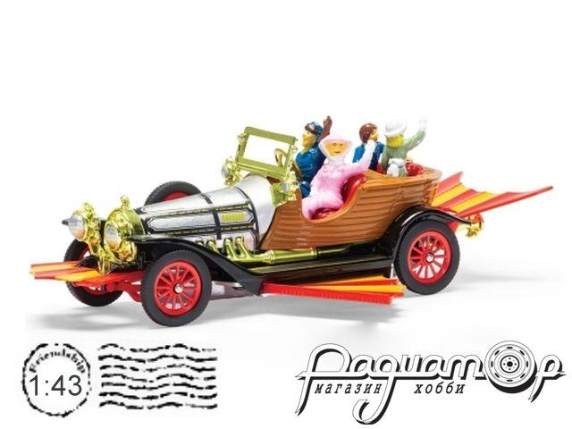 Chitty Chitty Bang Bang Car из к/ф