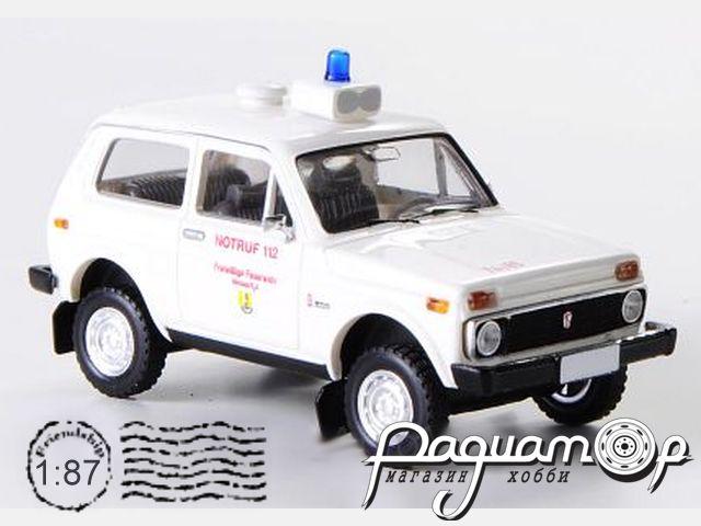 ВАЗ-2121 «Нива» Добровольческая пожарная команда (1978) 27204