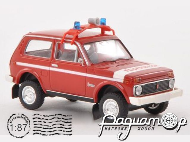 ВАЗ-2121 «Нива» Пожарная часть (1978) 27217
