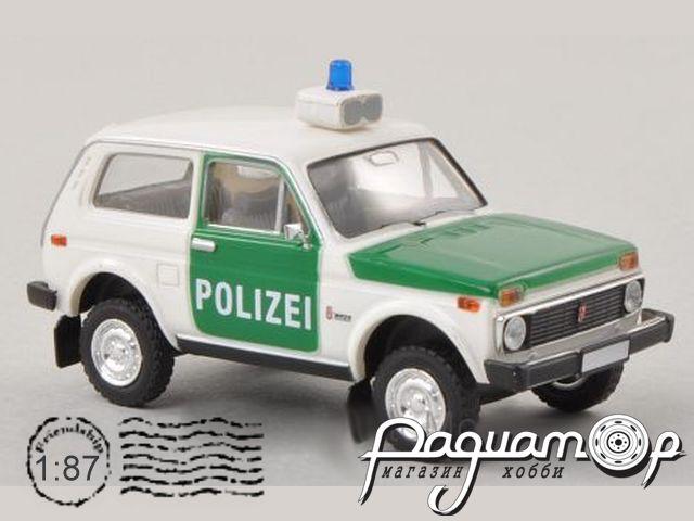 ВАЗ-2121 «Нива» Polizei (1978) 27212