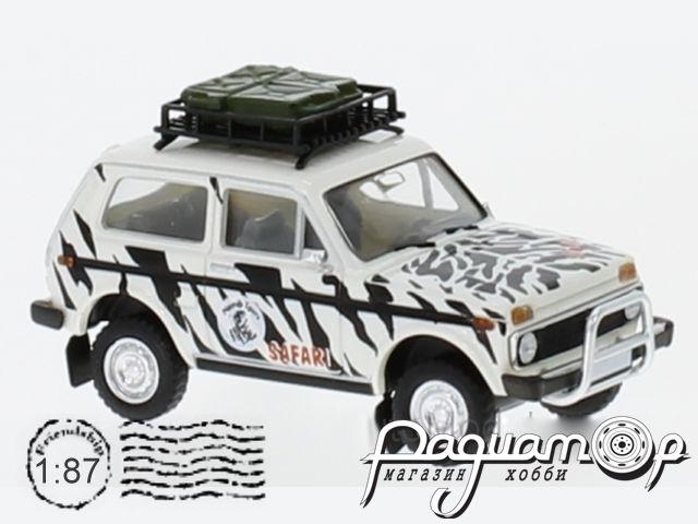 ВАЗ-2121 «Нива» Safari, с багажом (1978) 27236