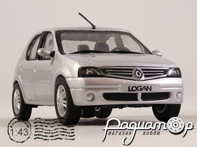 Renault Logan Prestige (2006) 7711422001