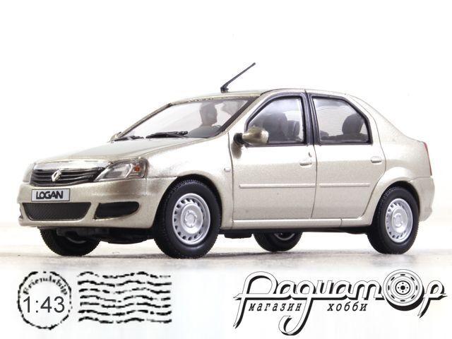 Renault Logan (2008) 7711425985