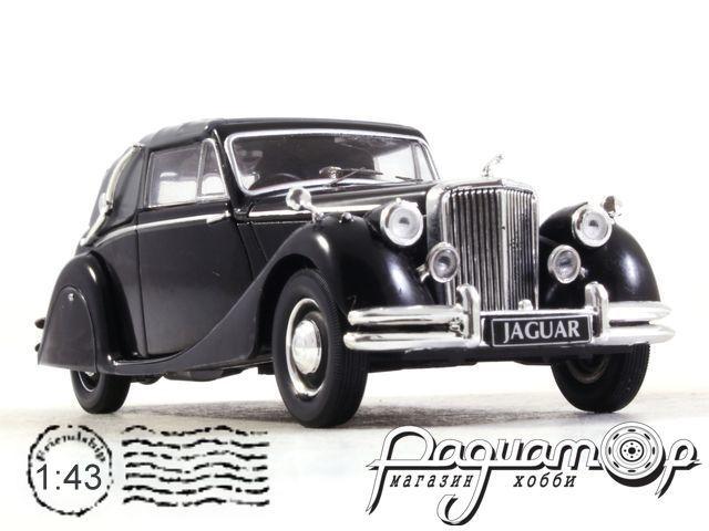Jaguar MK V 3.5 Litre DHC Convertible (1950) CLC287N