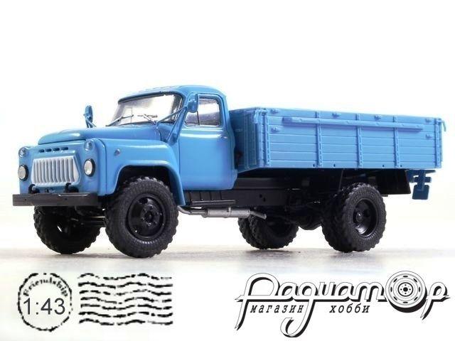 ГАЗ-53-12 (1983) TR1046