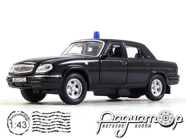 ГАЗ-31105 «Волга» служебная (2004) 4289 (VZ)