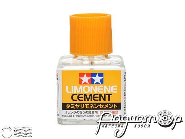 Жидкий клей с запахом лимона (40мл) 87113