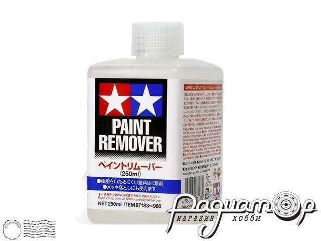 Очиститель поверхности от краски (250мл) 87183