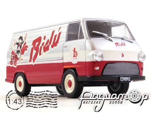 IME Rastrojero F71 Bidu Cola (1974) ARG84