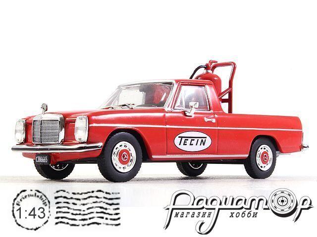 Mercedes-Benz 220D Tecin (1972) ARG85