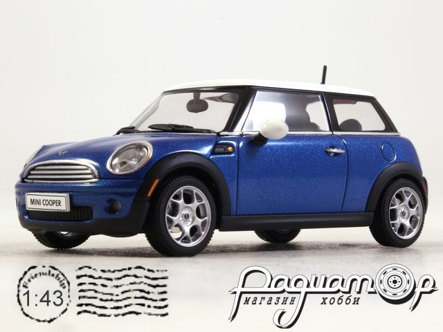 Mini Cooper (2006) 55002 (TI)