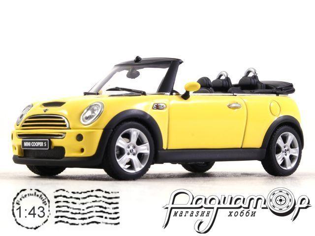 Mini Cooper S Cabriolet (2005) 54851 (TI)