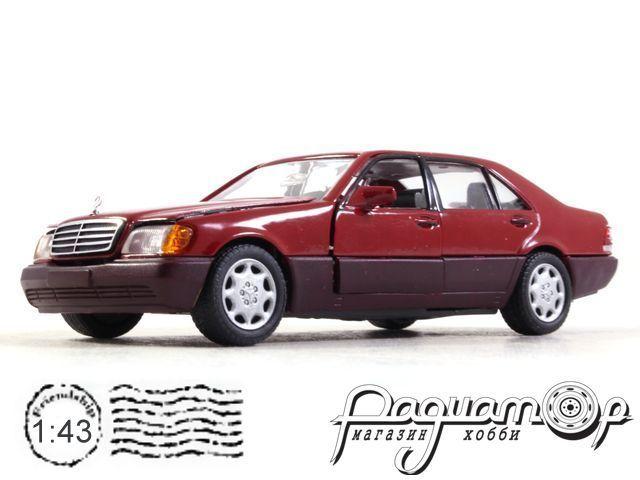Mercedes-Benz 600 SEL (1991) 1260 (TI)