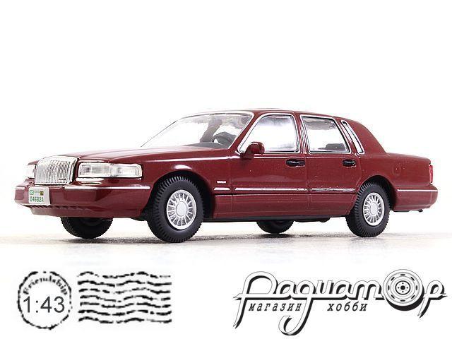 Lincoln Town Car (1996) WB133
