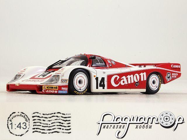 Porsche 956L №14, 24h Le Mans (1983) 430836514 (TI)