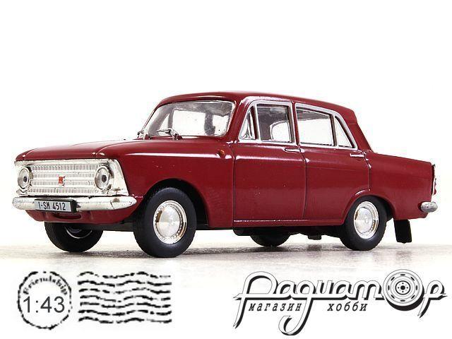 Masini de Legenda №10, Москвич-408-412 (1964) (ML)
