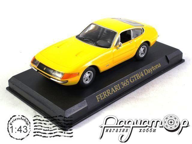 Коллекция Феррари №22 Ferrari 365 GTB4 Daytona (1968)
