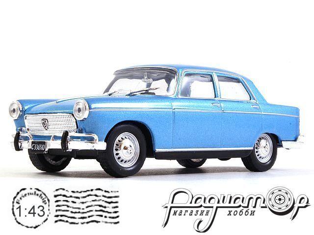 Peugeot 404 (1968) ARG13