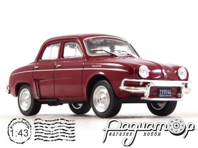 Renault Dauphine (1965) ARG15