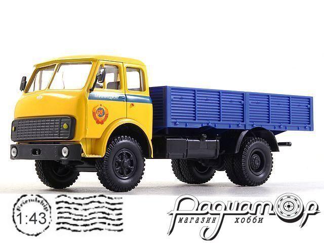 МАЗ-5335 Милиция СССР (1977) 65096