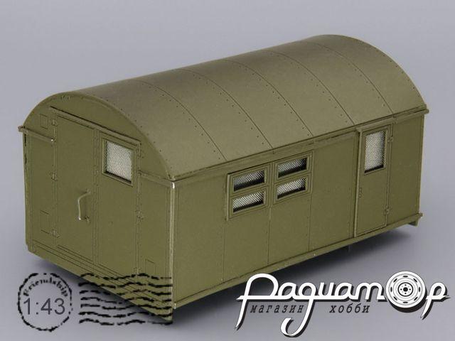Кузов унифицированный нормального габарита КУНГ-1М (вариант 2) MK051