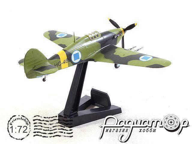 Hawker Hurricane Mk.II, Finland (1942) 37243