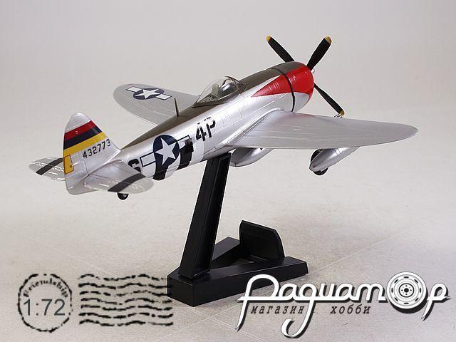 Republic P-47D Thunderbolt, USAAF 406th FG 531st FS (1942) 37286