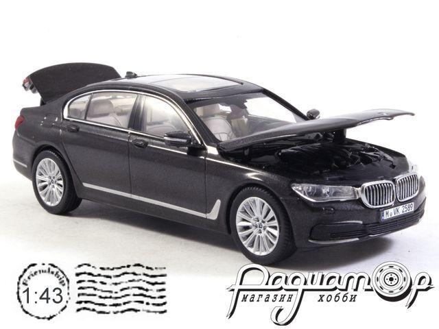 BMW 7-series 750Li R12 (2016) 80422405588-D