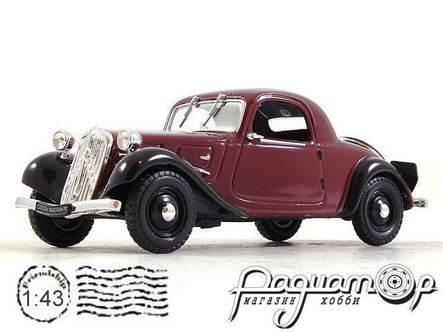 Citroen Traction Avant 7C False Cabriolet (1937) AMC0191103