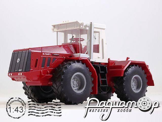 Тракторы №109, К-744Р1