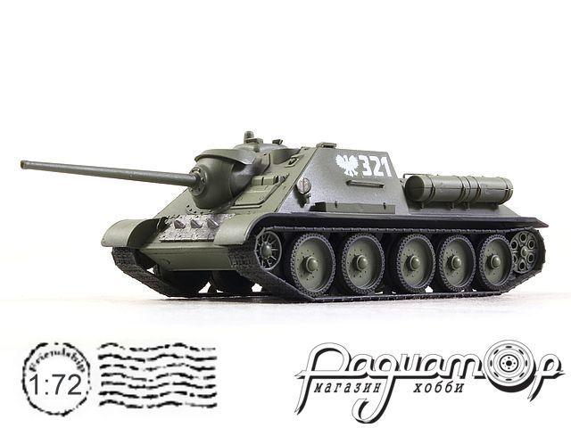 СУ-85 (1945) CP0366