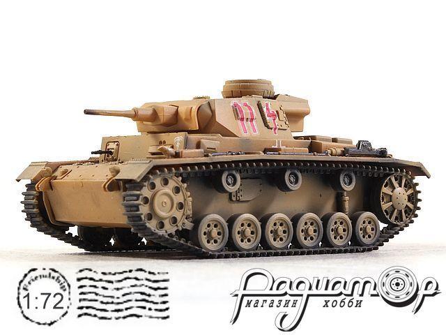Pz.Kpfw.III Ausf.G (5cm Kwk38 DAK) (1940) CP0021