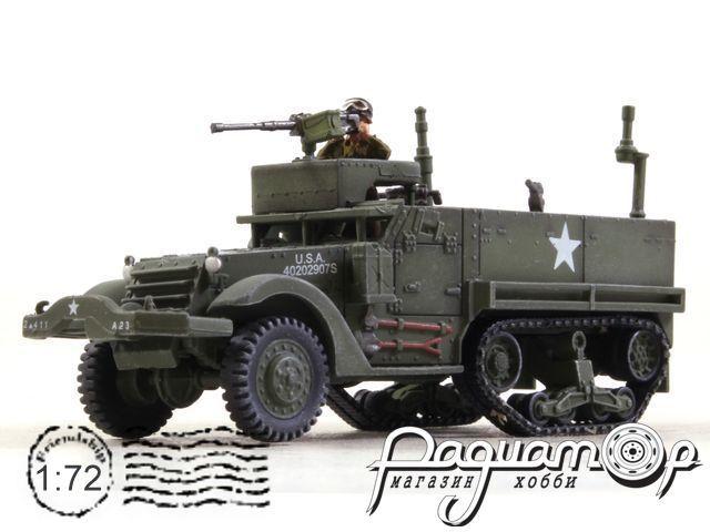 Half-Track Personnel Carrier M3 с фигурками (1944) 75018