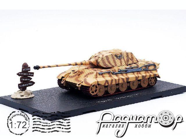 Panzerkampfwagen VI Ausf. B Tiger II (Porsche) Нормандия (1944) 9151861-4