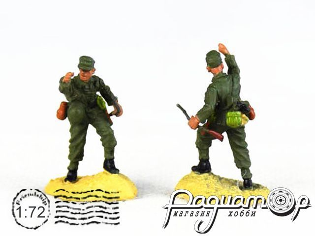 Фигурка Немецкий офицер 91518714